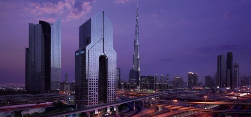 Hotel Dusit Thani Dubai günstig bei weg.de buchen - Bild von FTI Touristik