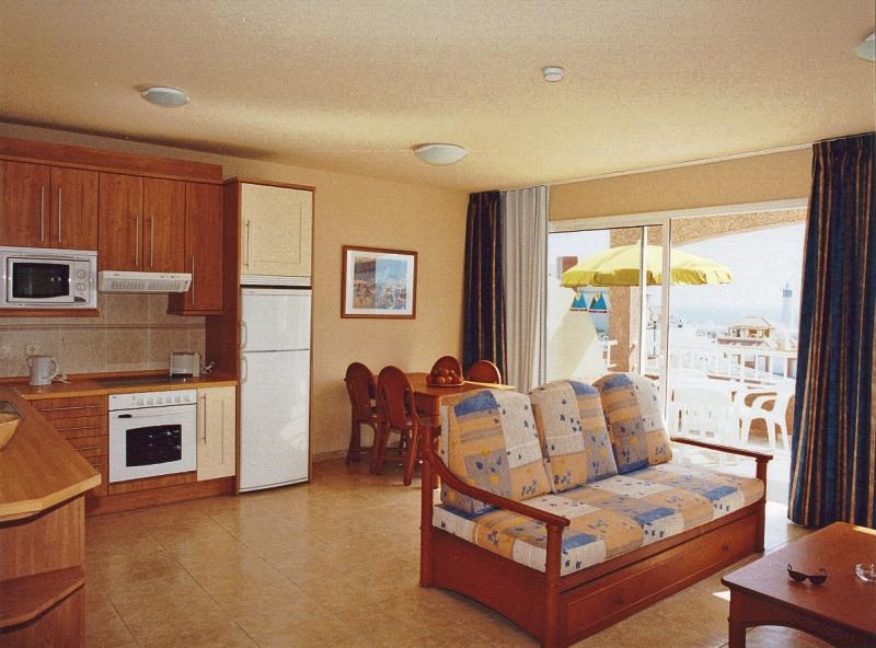 Hotelzimmer mit Fitness im Monte Solana