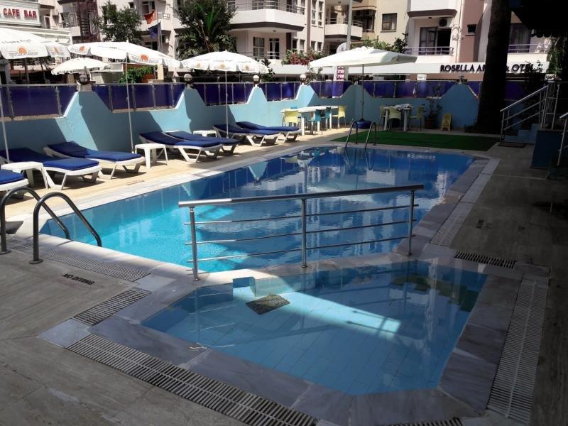 Resitalya Hotel in Türkische Riviera - Bild von FTI Touristik