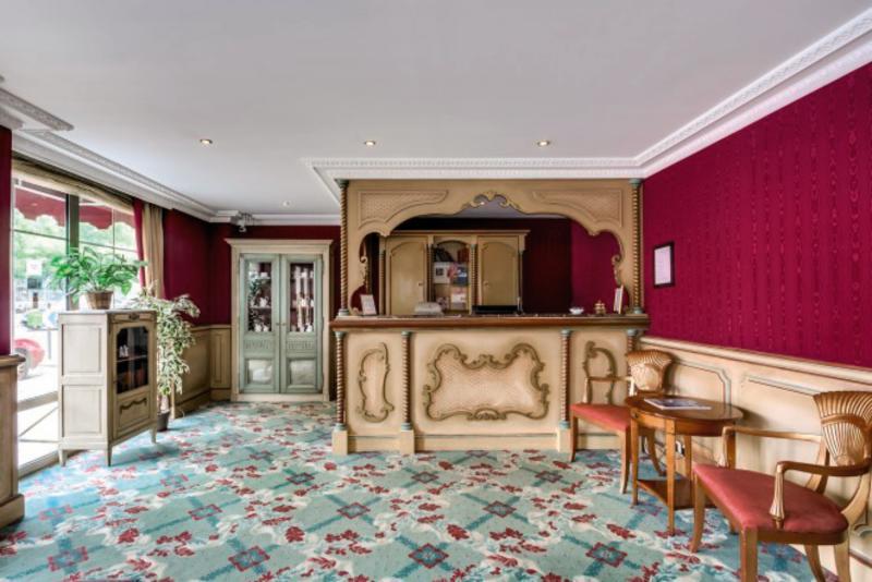 Hotel Villa Eugenie in Ile de France - Bild von FTI Touristik