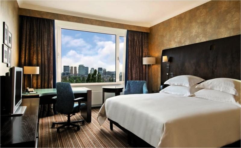Hotel Hilton Amsterdam 2 Bewertungen - Bild von FTI Touristik