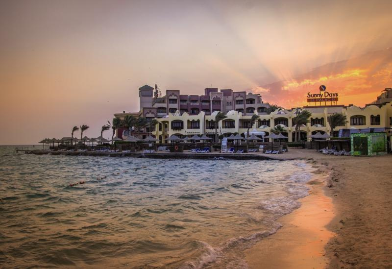 Hotel Sunny Days Palma De Mirette in Rotes Meer - Bild von FTI Touristik