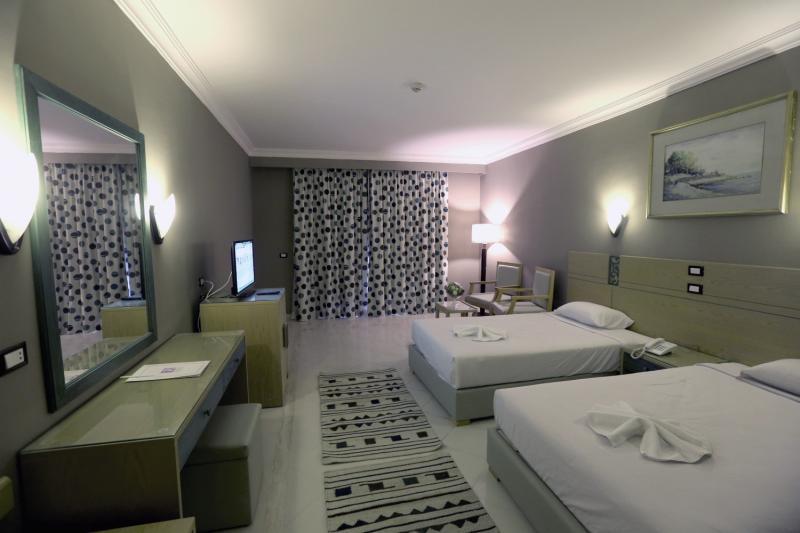 Hotelzimmer mit Volleyball im Regina Swiss Inn Resort & Aqua Park
