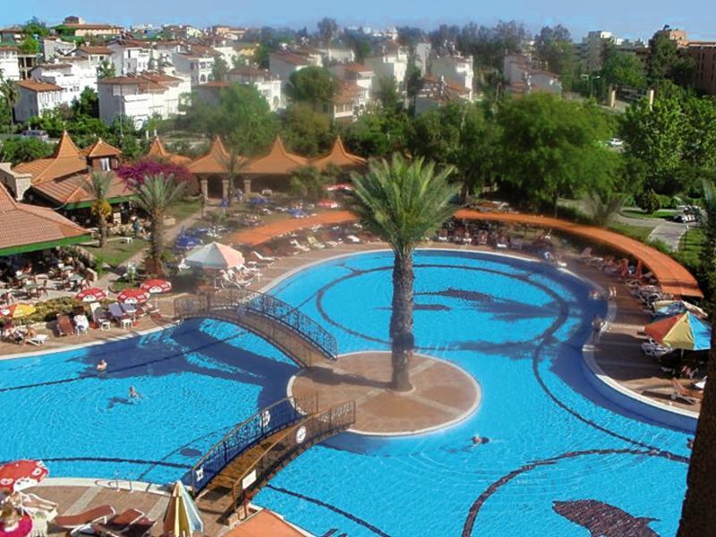 Hotel Nova Park in Türkische Riviera - Bild von FTI Touristik