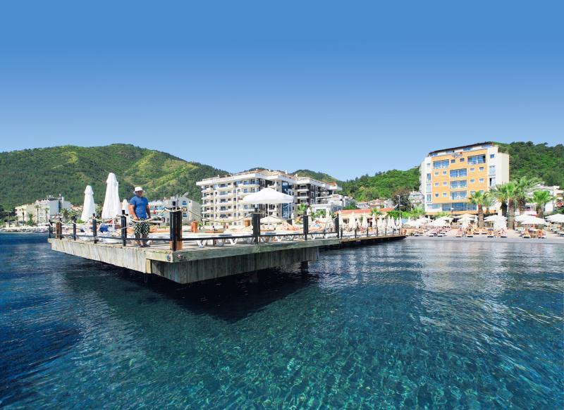 Hotel Cettia Beach Resort günstig bei weg.de buchen - Bild von FTI Touristik
