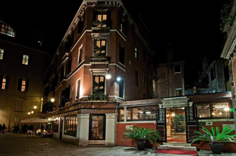 Hotel La Fenice et des Artistes in Venetien - Bild von FTI Touristik