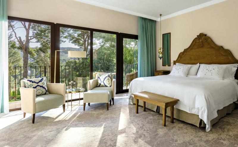 Castillo Hotel Son Vida, a Luxury Collection Hotel, Mallorca 27 Bewertungen - Bild von FTI Touristik