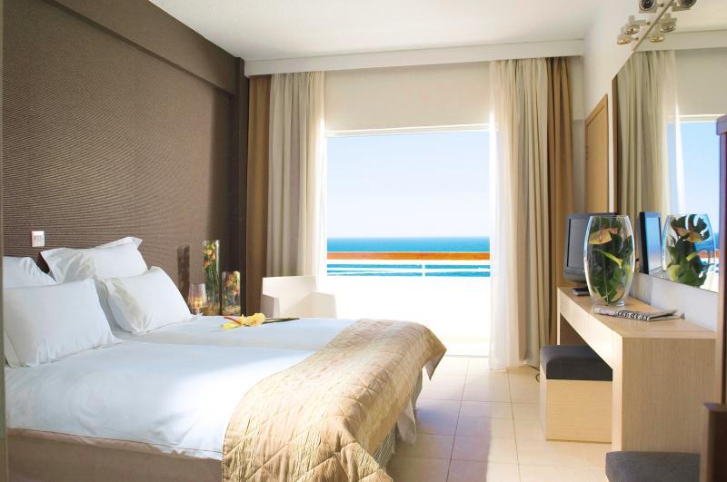 Hotelzimmer mit Golf im Napa Mermaid Hotel & Suites