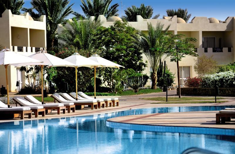 Hotel Reef Oasis Beach Resort in Sinai - Bild von FTI Touristik