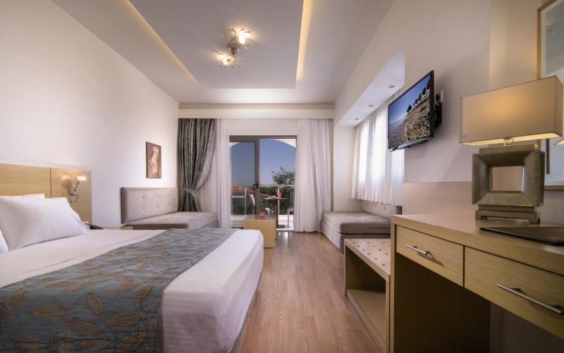 Hotelzimmer mit Yoga im Flegra Palace Hotel