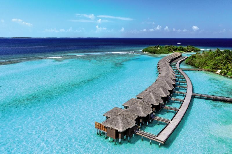 Hotel Sheraton Maldives Full Moon Resort & Spa in Nord Male Atoll - Bild von FTI Touristik