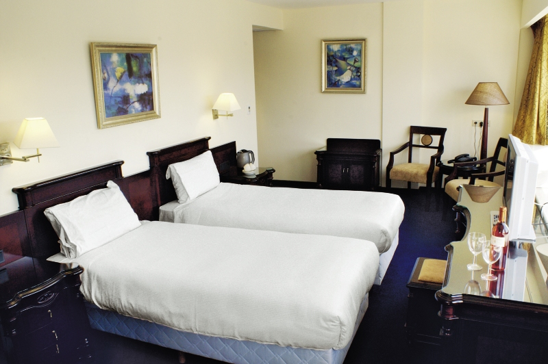 Hotelzimmer mit Fitness im XO Hotels Blue Square