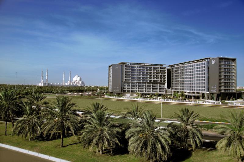 Hotel Park Rotana - Abu Dhabi in Abu Dhabi - Bild von FTI Touristik