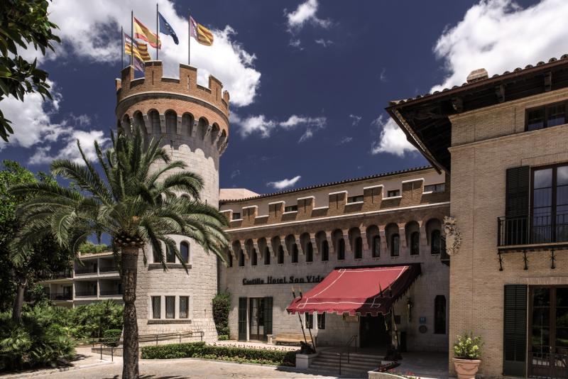 Castillo Hotel Son Vida, a Luxury Collection Hotel, Mallorca günstig bei weg.de buchen - Bild von FTI Touristik