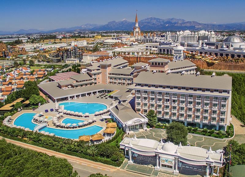 Innvista Hotels Belek in Türkische Riviera - Bild von FTI Touristik