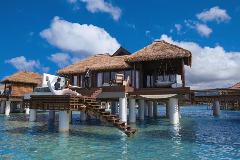 Hotel Sandals Royal Caribbean günstig bei weg.de buchen - Bild von FTI Touristik