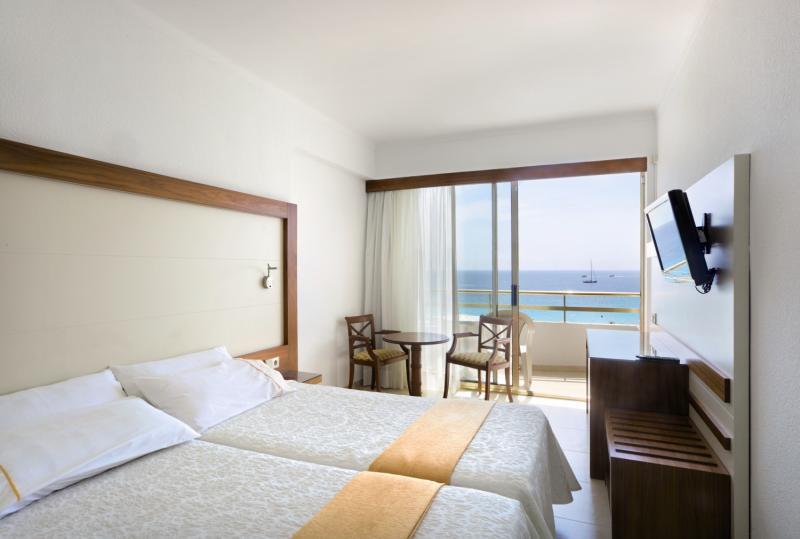Hotelzimmer mit Golf im Biniamar