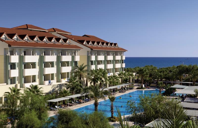Süral Hotel in Türkische Riviera - Bild von FTI Touristik