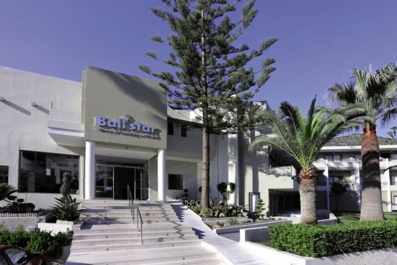 Hotel Bali Star in Kreta - Bild von FTI Touristik