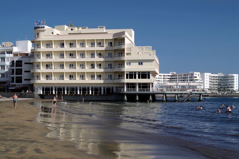 Hotel Médano günstig bei weg.de buchen - Bild von FTI Touristik