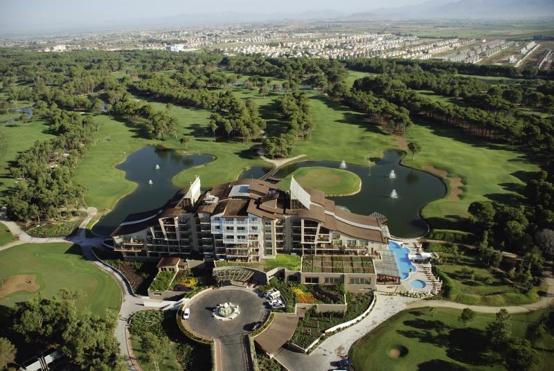 Sueno Hotels Deluxe Belek in Türkische Riviera - Bild von FTI Touristik