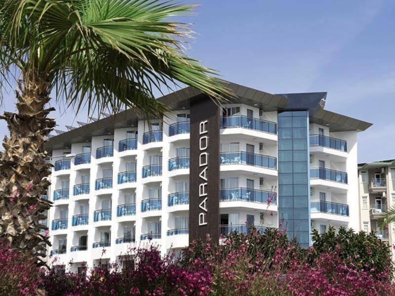 Parador Beach Hotel in Türkische Riviera - Bild von FTI Touristik