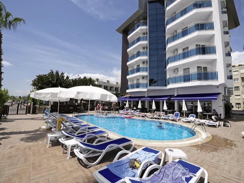 Parador Beach Hotel 4 Bewertungen - Bild von FTI Touristik