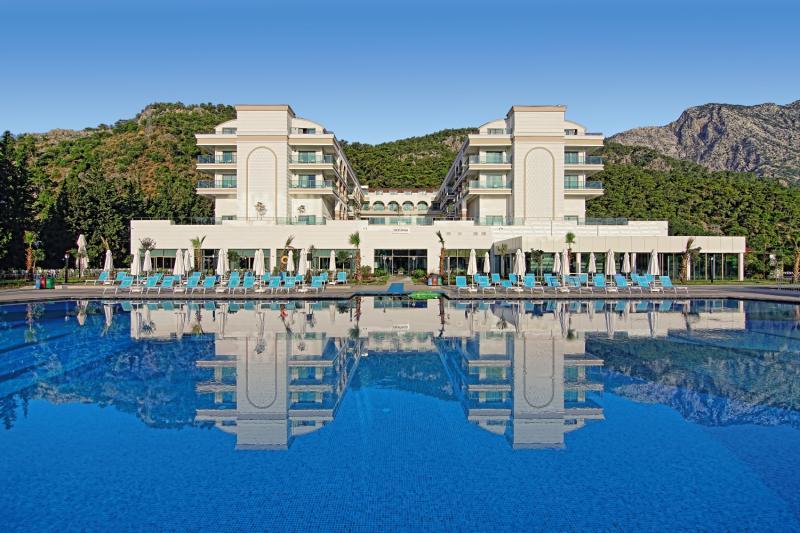 Hotel Dosinia Luxury Resort in Türkische Riviera - Bild von FTI Touristik