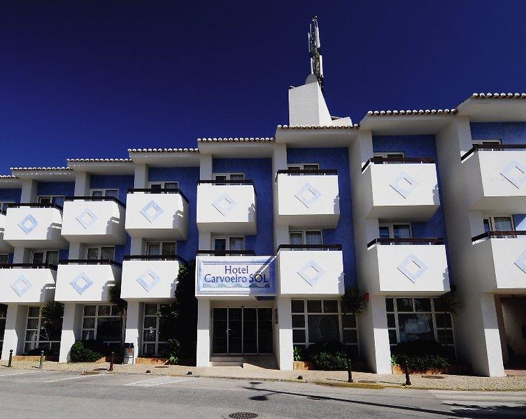 Hotel Carvoeiro Plaza günstig bei weg.de buchen - Bild von FTI Touristik