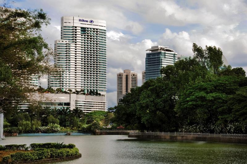 Hotel Hilton Kuala Lumpur günstig bei weg.de buchen - Bild von FTI Touristik