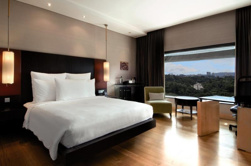 Hotelzimmer im Hilton Kuala Lumpur günstig bei weg.de