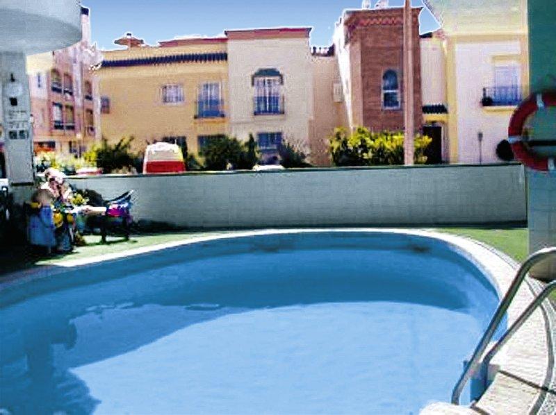 Hotel Apartamentos Mediterráneos in Costa del Sol - Bild von FTI Touristik