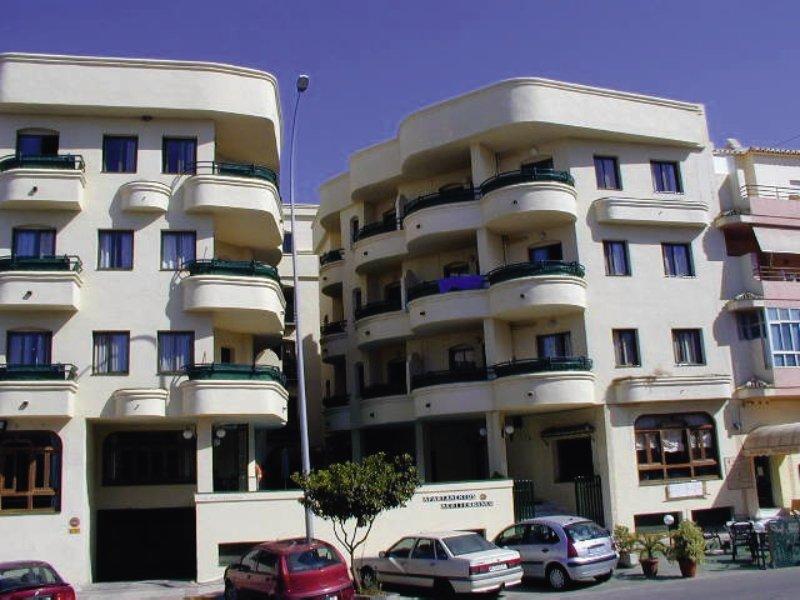 Hotel Apartamentos Mediterráneos günstig bei weg.de buchen - Bild von FTI Touristik