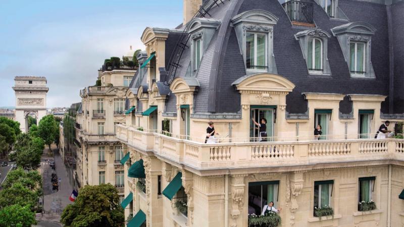 Hotel The Peninsula Paris günstig bei weg.de buchen - Bild von FTI Touristik