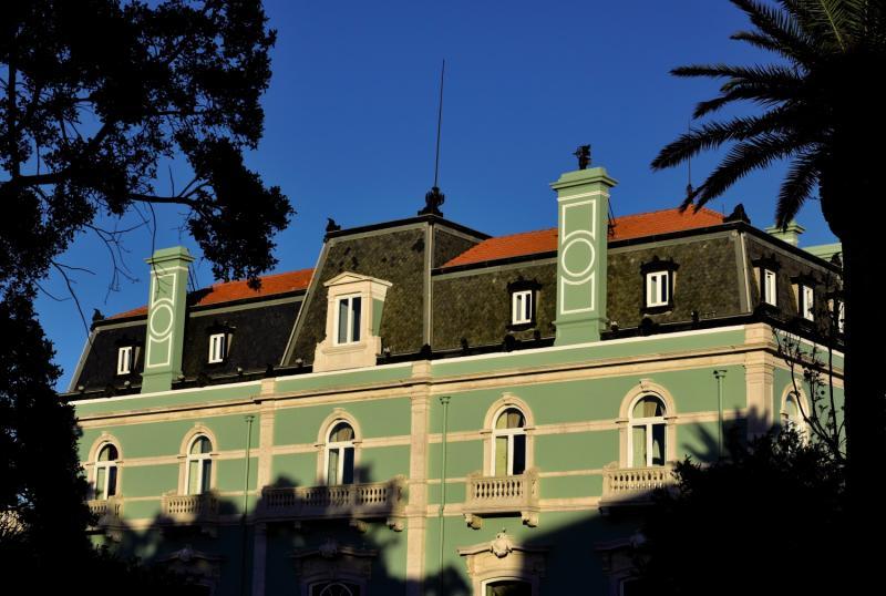 Hotel Pestana Palace in Region Lissabon und Setúbal - Bild von FTI Touristik