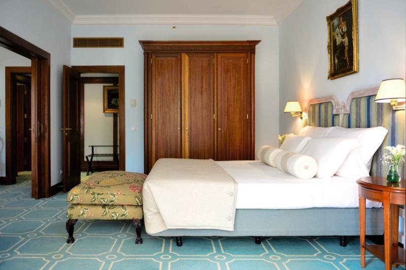 Hotelzimmer mit Wassersport im Pestana Palace