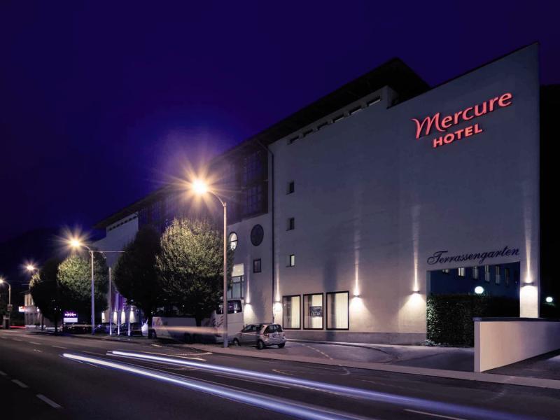 Hotel Mercure Salzburg Central günstig bei weg.de buchen - Bild von FTI Touristik