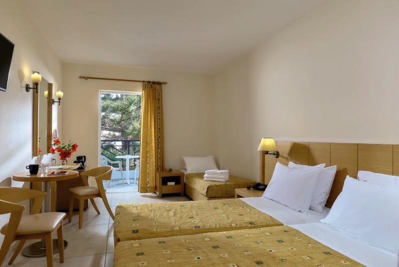 Hotelzimmer mit Fitness im Astir Beach