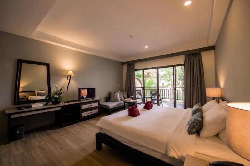 Hotelzimmer im Krabi La Playa Resort günstig bei weg.de