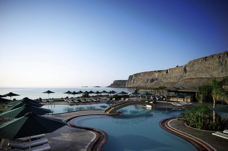 Mitsis Lindos Memories Resort Beach Hotel in Rhodos - Bild von FTI Touristik