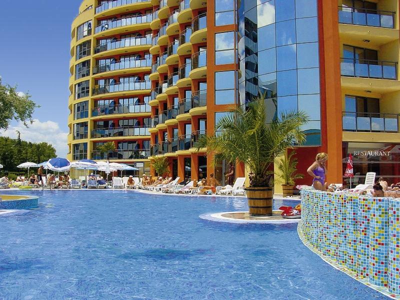 Hotel smartline Meridian günstig bei weg.de buchen - Bild von FTI Touristik