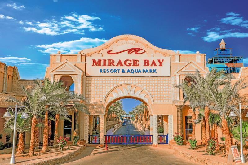 Hotel Mirage Bay Resort & Aquapark in Rotes Meer - Bild von FTI Touristik