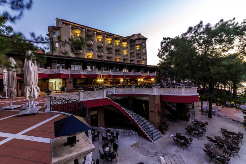 Hotel Club Marmaris Palace in Türkische Ägäisregion - Bild von FTI Touristik