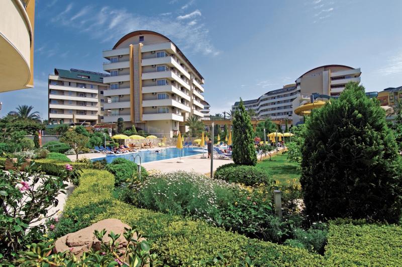 Alaiye Resort & Spa Hotel in Türkische Riviera - Bild von FTI Touristik