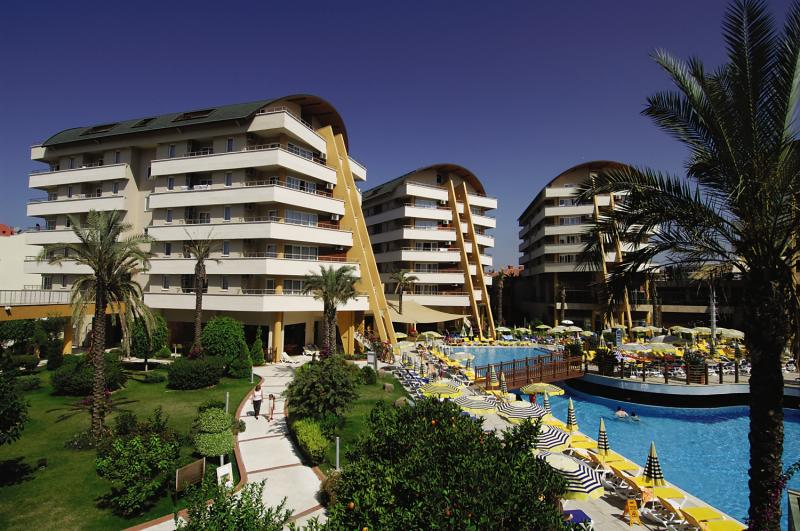 Alaiye Resort & Spa Hotel 794 Bewertungen - Bild von FTI Touristik