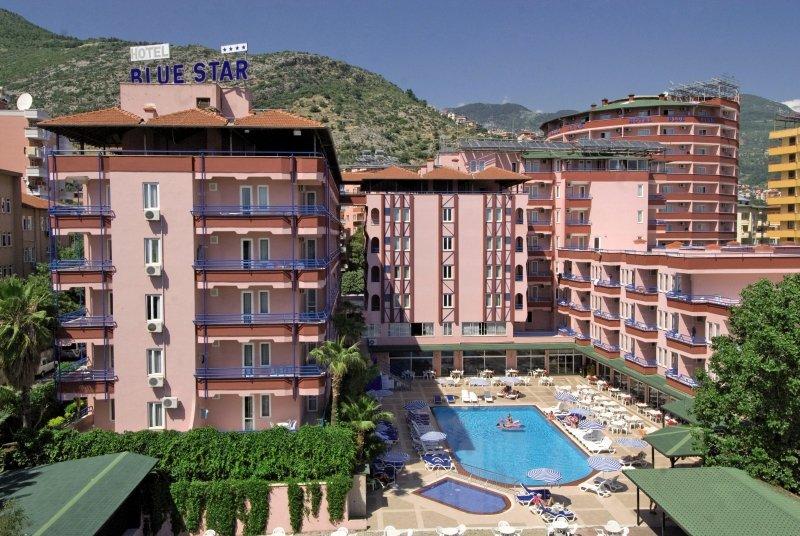 Hotel Blue Star in Türkische Riviera - Bild von FTI Touristik