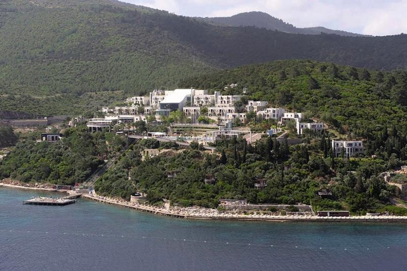 Hotel DUJA Bodrum günstig bei weg.de buchen - Bild von FTI Touristik