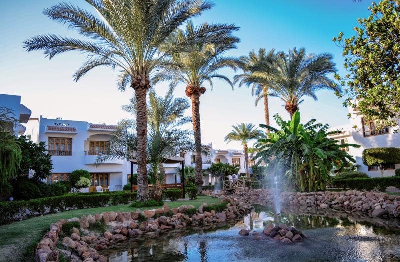 Hotel Dive Inn Resort in Sinai - Bild von FTI Touristik