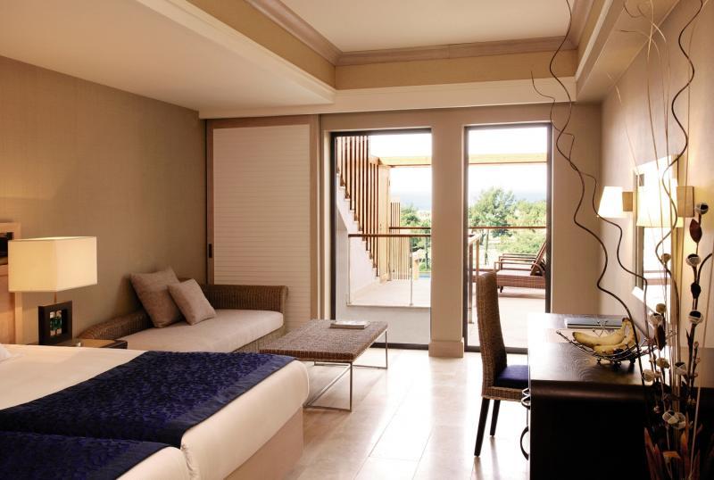 Hotelzimmer mit Yoga im Hotel Lykia World Antalya