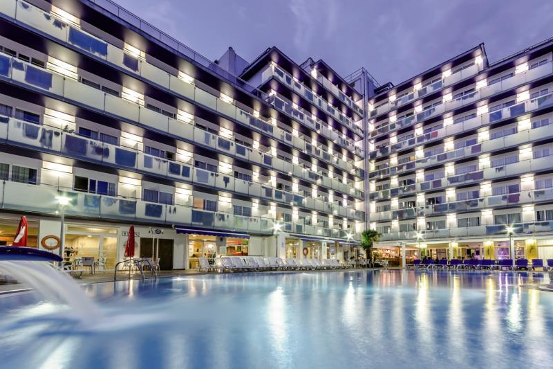 Mar Blau Hotel günstig bei weg.de buchen - Bild von FTI Touristik